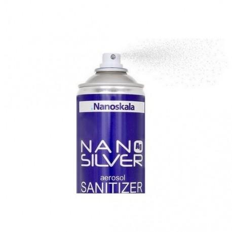 Nano Silver - płyn odkażający w sprayu - 125 ml