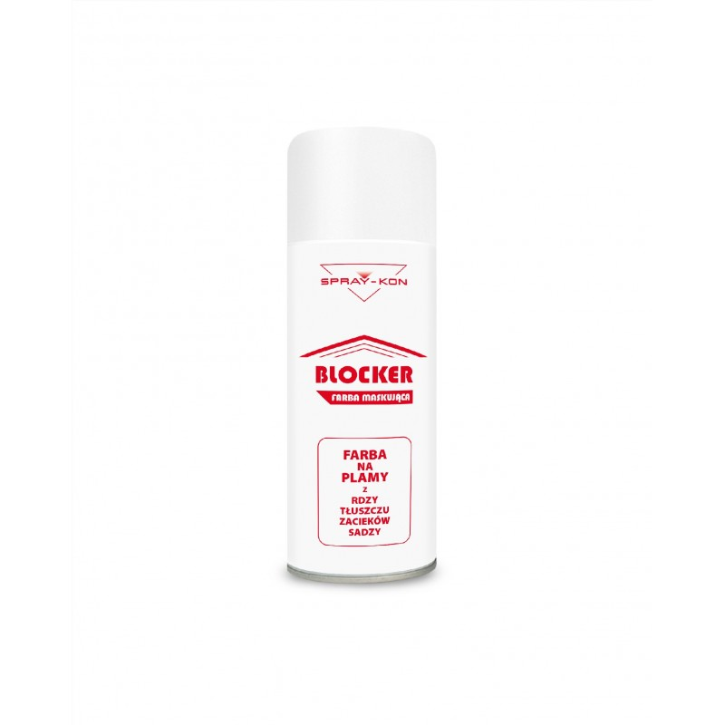 Spray-Kon Blocker - farba na plamy