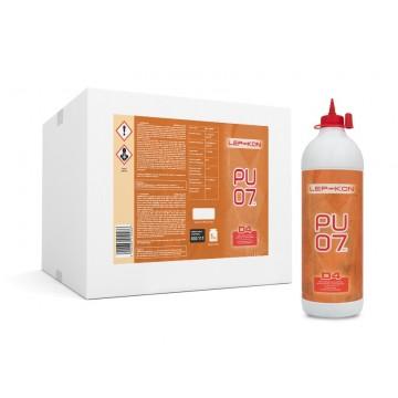 LEP-KON PU07 - Klej poliuretanowy - 1 pudełko - 10 butelek