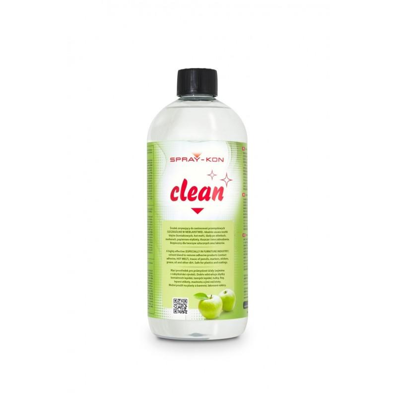 SPRAY-KON CLEAN – Zmywacz do płyt meblowych 1L