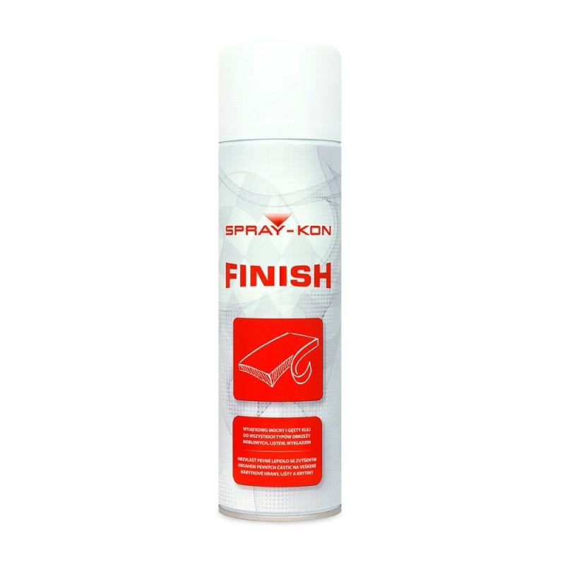 SPRAY-KON FINISH 500ML - Klej kontaktowy w sprayu