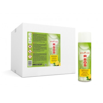 SPRAY-KON R505 500ML - Czyścik w sprayu - 1 pudełko - 12 areozoli