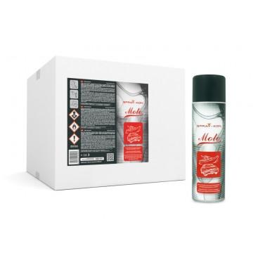SPRAY-KON MOTO 500ML - Klej kontaktowy w sprayu - 1 pudełko - 12 areozoli